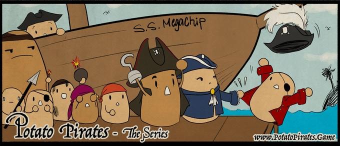 Potato Pirates: Why is it the most funded Singaporean Kickstarter game?