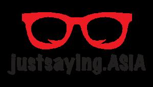 Justsaying.ASIA logo