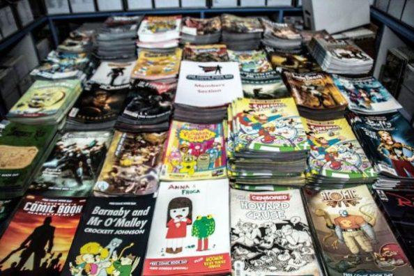 Free Comic Book Day at GnB Comics