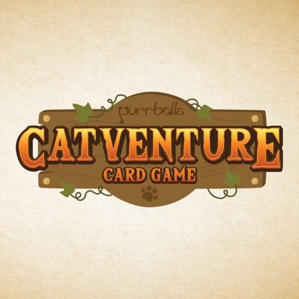 purrballs catventure card game cover