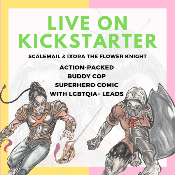 Scalemail and Ixora Promo Image
