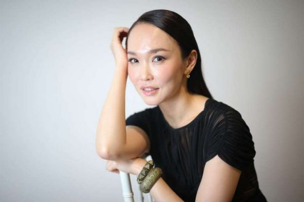 A picture of Fann Wong