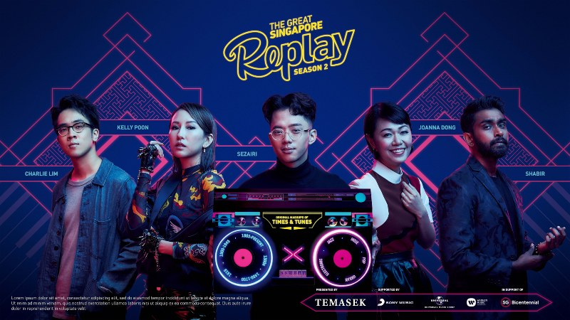Young music talents WANTED to collaborate with five of Singapore's finest artists—Charlie Lim, Joanna Dong, Kelly Poon, Sezairi and Shabir