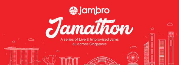 The Jambro Jamathon Header Image