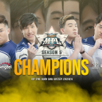 Singapore esports team Resurgence