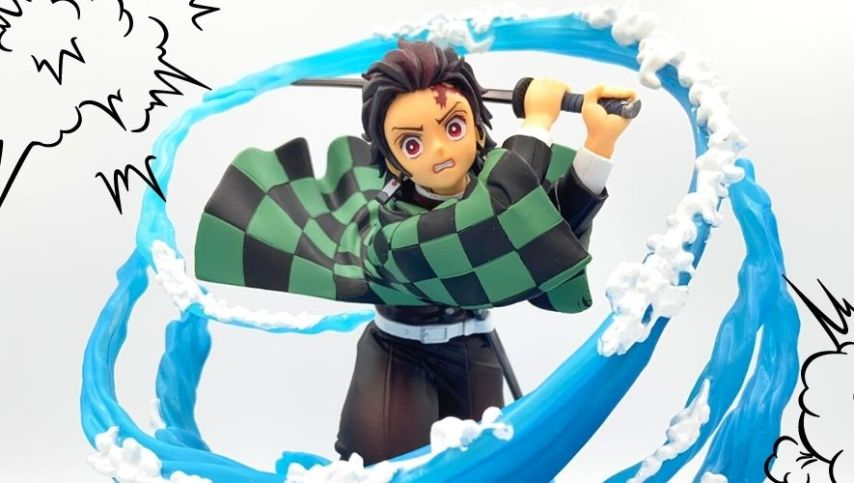 Tanjirou from Demon Slayer SHFiguarts Zero