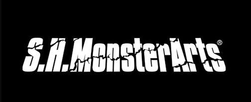 S.H.MonsterArts logo