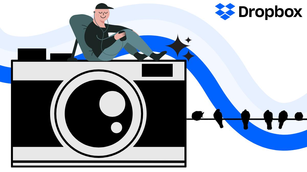 Lightbox Featured Image with Dropbox Logo - The Fandom Menace
