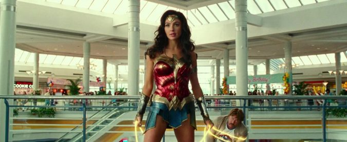 Though a queer icon, Wonder Woman on the big screen is noticeably straight-washed and her movies lack any address of same-sex relationships.